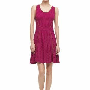 MARC BY MARC JACOBS Emi Eyelet Dress in Pink - L
